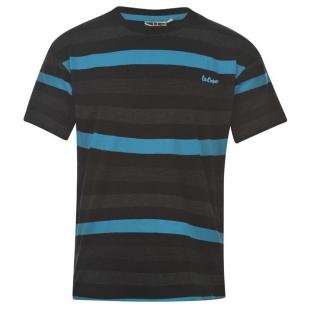 Chlapecké triko Lee Cooper, černomodrá