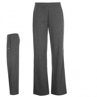 LA Gear dámské volnočasové kalhoty šedé