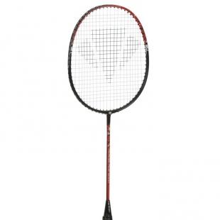 Carlton Aeroblade 6000 Badminton Raketa, černo červená