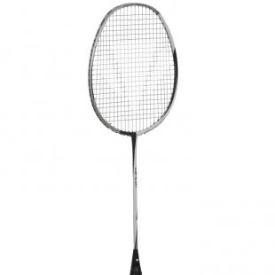 Carlton Vapour Extreme Flux Badminton Raketa, bílo stříbrno černá