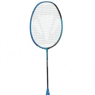 Carlton Vapour Extreme Sonic Badminton Raketa, sv modrá s tm. modrou