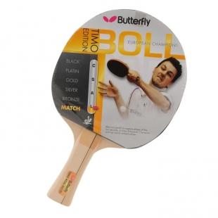 Pálka na stolní tenis - Butterfly Boll Match