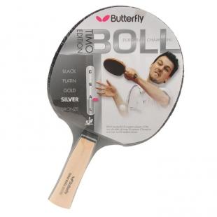 Pálka na stolní tenis - Butterfly Boll Silver