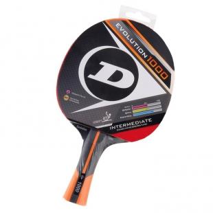 Pálka na stolní tenis - Dunlop Evo 1000 TTBat 63