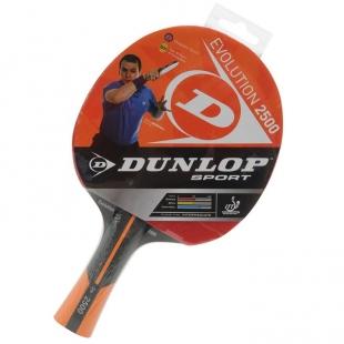 Pálka na stolní tenis - Dunlop Evolution 2500