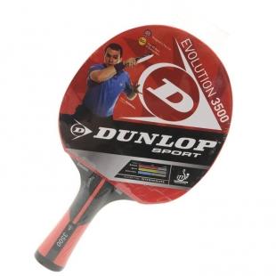 Pálka na stolní tenis - Dunlop Evolution 3500