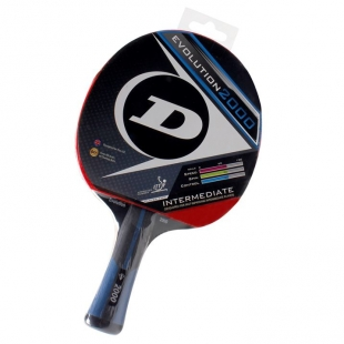 Pálka na stolní tenis - Dunlop Evolution 2000