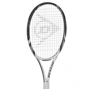 Tenisová raketa, Dunlop bílo černá