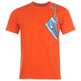 Nike triko dětské, červené