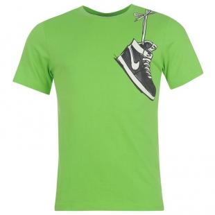 Nike triko dětské, zelené