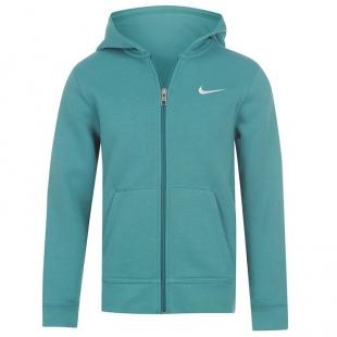 Nike dětská mikina, modrá
