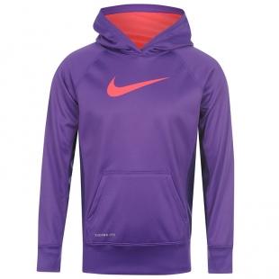Nike dívčí mikina, fialová