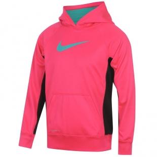 Nike dívčí mikina, růžová
