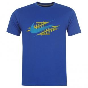 Nike dětské třičko,sv. modré