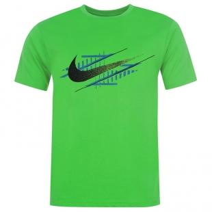 Nike dětské třičko,zelené