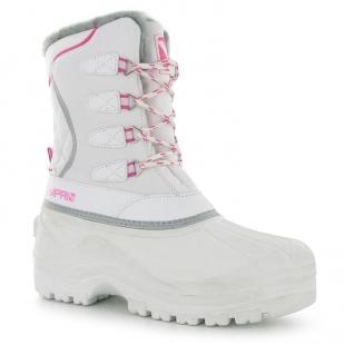 Karrimor dámská treková obuv bílá