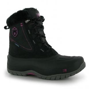Karrimor dámská treková obuv černá