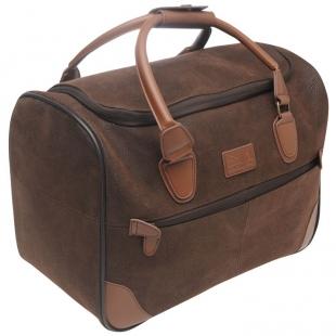 Cestovní taška Kangol, hnědá