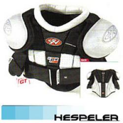 Hokejová ramena Hespeler JR černé