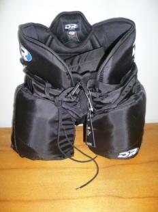 Hokejové kalhoty DR černé