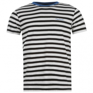 Pánské triko Pierre Cardin černé