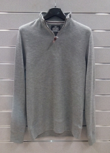 Pánský svetr F&F, šedý