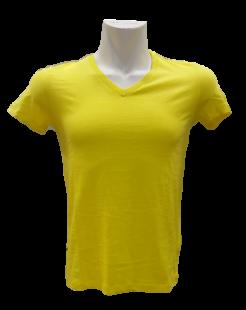 Univerzální triko Terranova, žluté