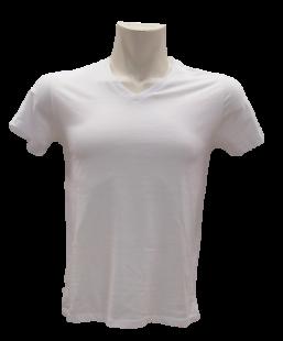 Pánské triko Terranova, bílé