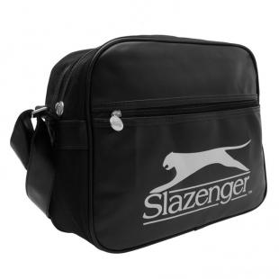 Taška přes rameno Slazenger, černá