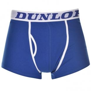 Pánské boxerky Dunlop, modré