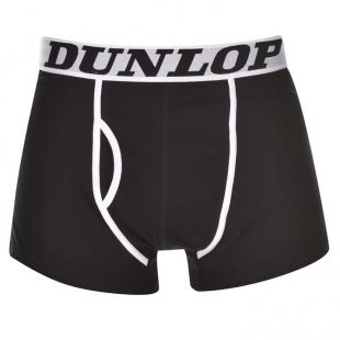 Pánské boxerky Dunlop, černé