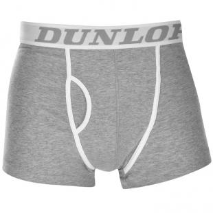Pánské boxerky Dunlop, šedé