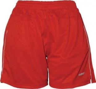 Dětské šortky Lugano Merco, červené