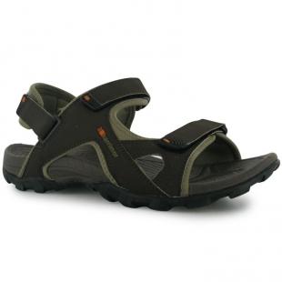 Pánské sandále Antibes Karrimor, černé
