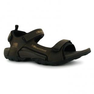Pánské sandále Killy Walking Karrimor, tm. hnědé