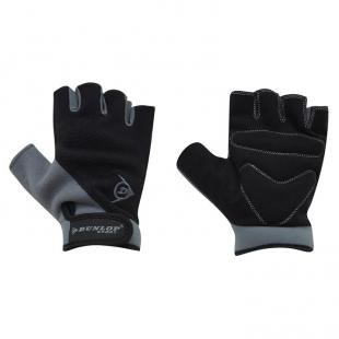 Cyklo rukavice Dunlop, černé