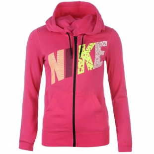 Dámská mikina Full Zip Nike ace9754938