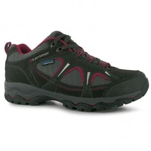 Celoroční boty Karrimor, šedorůžové