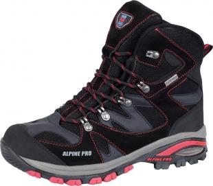 Dámské boty Snow Cave Olympic Alpine Pro, černé