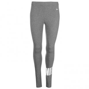 Dámské legíny Nike, šedé
