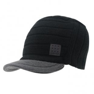 Pánská zimní čepice Crafted Trim Hat, černá