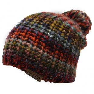 Dámská zimní čepice SoulCal Rainbow