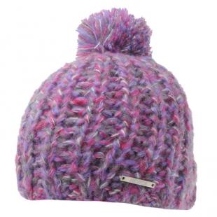 Dámská zimní čepice Nevica Banff Beanie, fialová