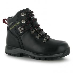 Dětské zimní boty Karrimor, černé