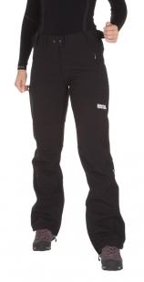 Dámské softshellové kalhoty NORDBLANC, černé