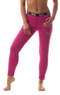 Dámské termo kalhoty NORDBLANC, růžové