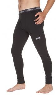 Pánské termo kalhoty NORDBLANC, černé