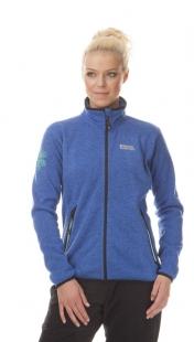 Dámský outdoorový svetr NORDBLANC GLORY, modrý