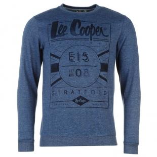 Pánský svetr Lee Cooper, modrý