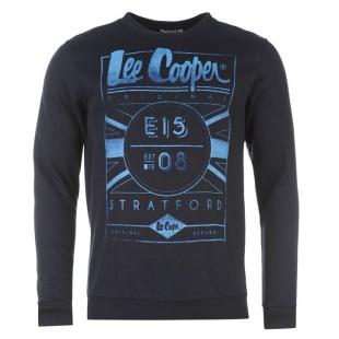 Pánský svetr Lee Cooper, černý